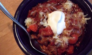 Hearty-Meaty Chili