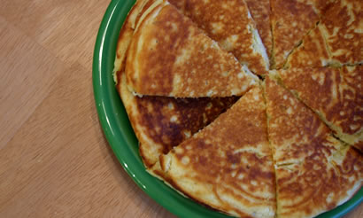 Texas Skillet Bread