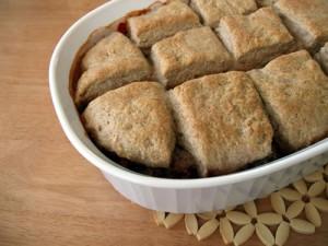Beef-Biscuit Bake
