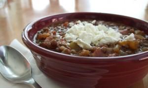 French Lentil Soup *