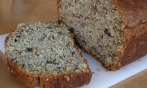 Sourdough Banana Spice Bread