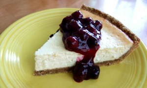Easy-Bake Cheesecake