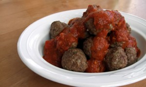 Quick & Easy Meatballs