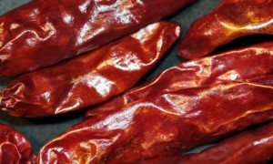 dried-peppers