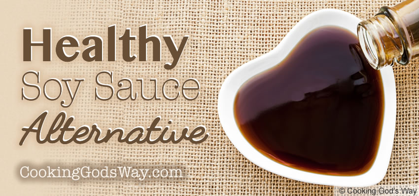 Healthy Soy Sauce Alternative