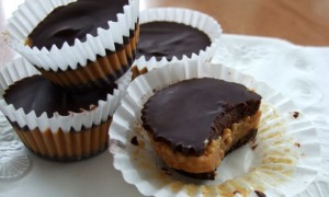 "Mini Peanut or Almond ""Nut"" Butter Cups"