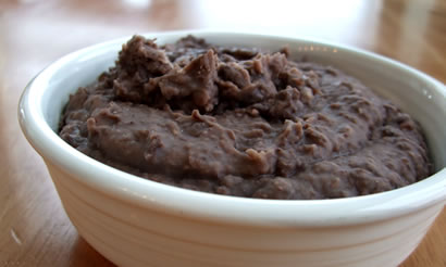 Crock-Pot Refried Black Beans * — Cooking God's Way