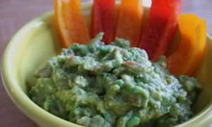 Simple Guacamole Dip *