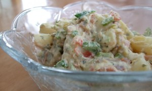 Ranch-Style Spicy Potato Salad