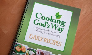 Daily Recipes…more than a cookbook. Available NOW!
