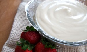 "Homemade Yogurt ""The Easy Way"""