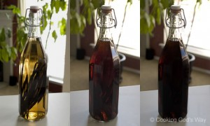 Homemade Premium Vanilla Extract