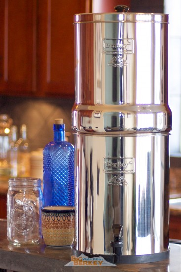 Updated Big Berkey Water Filter System Review Cooking