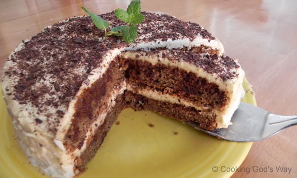 Toasted Almond Cake Whole Foods