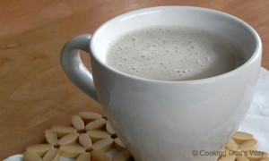 Homemade Chai-Spiced Tea
