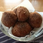 Sourdough Donut Holes