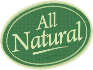 I Will Not Eat Natural! It's Not Natural!