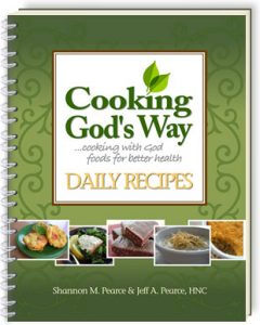 Cooking God's Way Daily Recipes